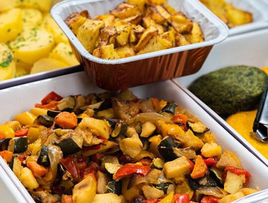 pranzo in ufficio cucina da asporto mamma lia sassuolo tradizioni gastronomiche verdure miste