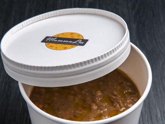 pranzo in ufficio cucina da asporto mamma lia sassuolo tradizioni gastronomiche delivery zuppa